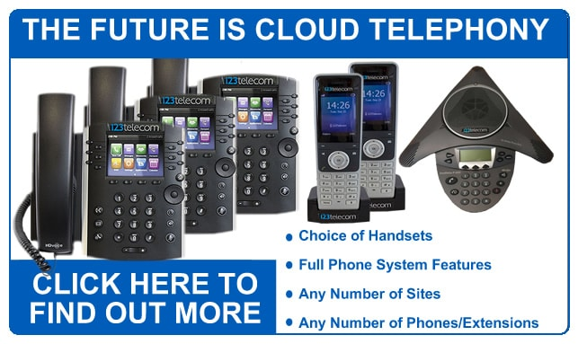 the future is cloud telephony